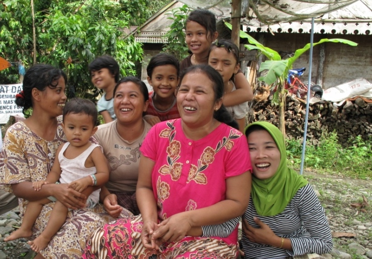 climate-smart ag for the poor_Indonesia rubber family
