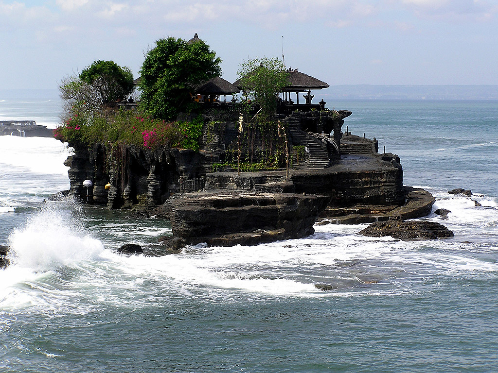 ecosystem services partnership, ESP, conference, Tanah Lot, Bali