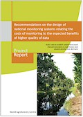 Recommendations, carbon, emissions, design, national, cost, monitoring, benefits, data