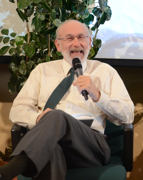 Dennis Garrity, Science Week 2013, World Agroforestry Centre
