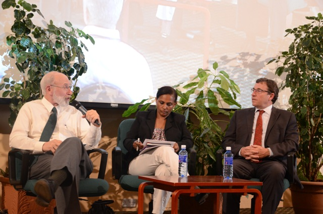 Future Earth, Dennis Garrity, Segenet Kelemu, Achim Steiner, Science Week 2013, World Agroforestry Centre