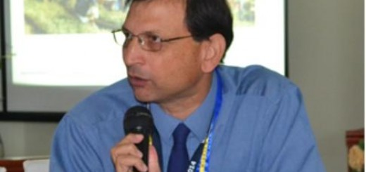 Ravi Prabhu at Philippine First International Agroforestry Congress