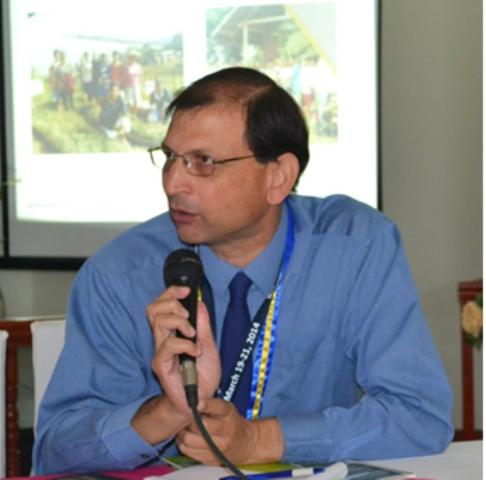 Ravi Prabhu, Philippine's First International Agroforestry Congress, Bohol, agroforestry, climate change