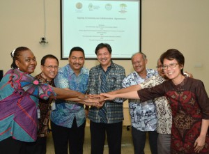 agroforestry, partnership, Indonesia, World Agroforestry Centre