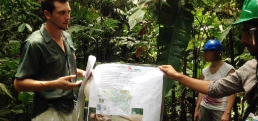 PES, payments for ecosystem services, environmental services, Costa Rica, map