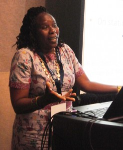 Dr Catherine Muthuri addresses tree-crop interactions in agroforestry