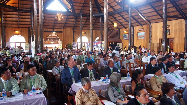 6th ASEAN Social Forestry Network Conference, Myanmar, Inle Lake, Shan State
