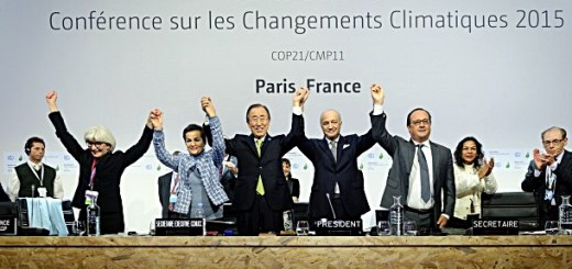 Nations accepting common but differentiated responsibility? Photo: newsroom.unfccc.int