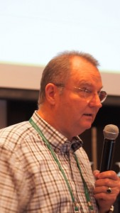 Christopher Martius. Photo: World Agroforestry Centre/Robert Finlayson