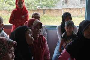 Farmers in one of the discussions in Buol. Photo: World Agroforestry Centre/Dienda Citasyari Putri Hendrawan
