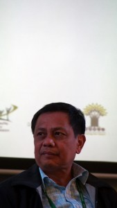 Felix Mirasol. Photo: World Agroforestry Centre/Robert Finlayson