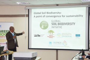 Edmundo Barrios, Senior Soil Ecosystem Scientist, World Agroforestry Centre