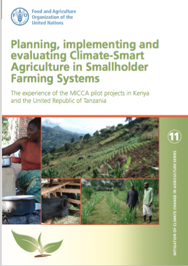 11 Mitigation of Climate Change in Agriculture Series. FAO. http://www.fao.org/3/a-i5805e.pdf