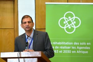 Dr. Ravi Prabhu, Deputy Director-General (Research), World Agroforestry Centre