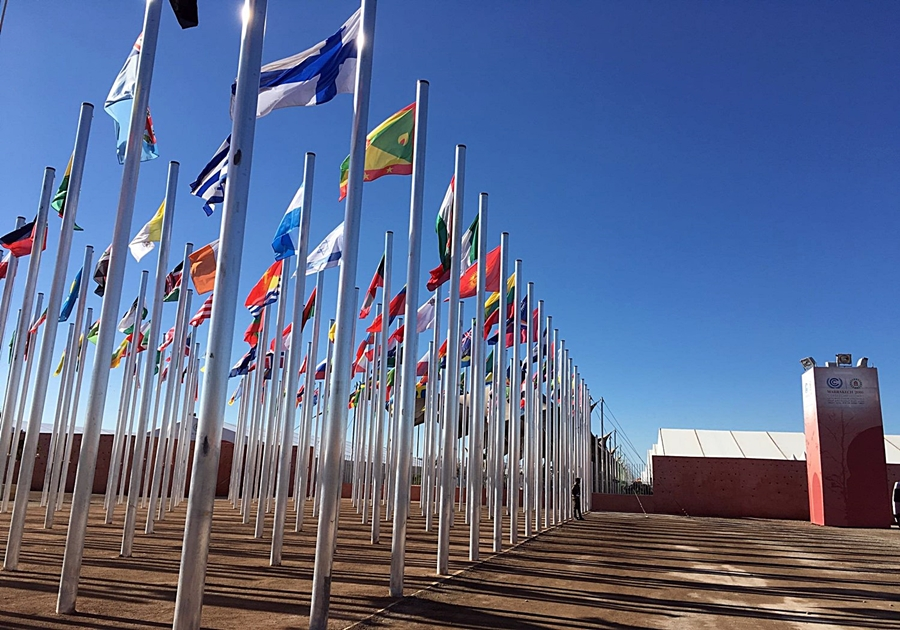 The world's nations met at Marrakech to map out implementation of the Paris Agreement. Photo: Center for International Forestry Research/Grace Wong