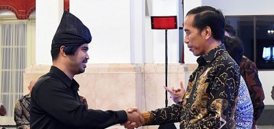 Indonesian president hands over management of forests to indigenous people