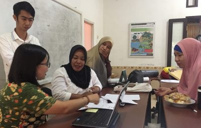 Indonesian district government funds replication of ICRAF approaches
