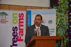 Dr. Ravi Prabhu, Deputy Director General, ICRAF. Photo: World Agroforestry Centre