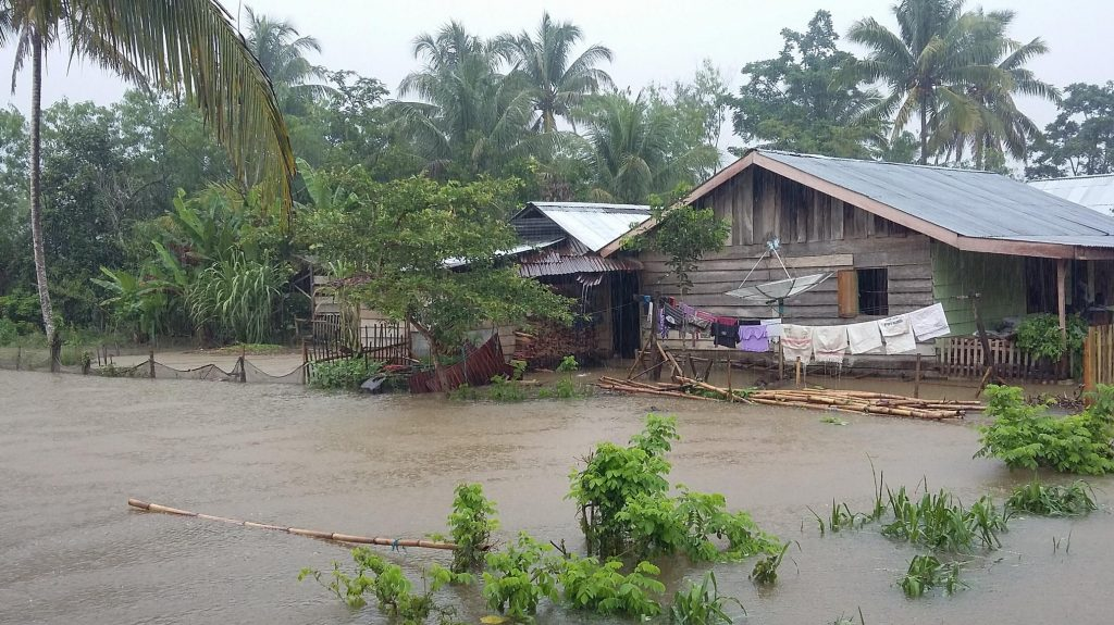 Floods are a normal part of life when floodplains get converted