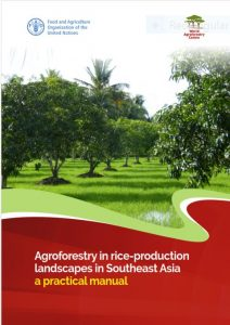 Cover of Agroforestry in Rice-production Landscapes