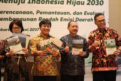 Toward an even greener Indonesia 2030: technical support for plans that work