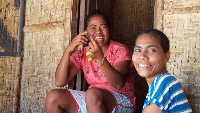 From savannah to forest: women's roles in Sumba