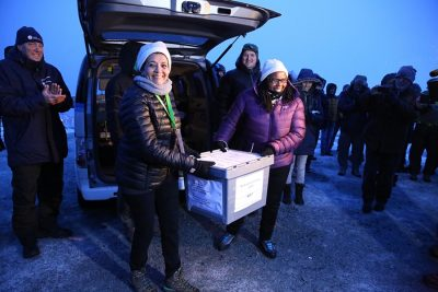 World Agroforestry Centre celebrates ten years of the Svalbard Global Seed Vault