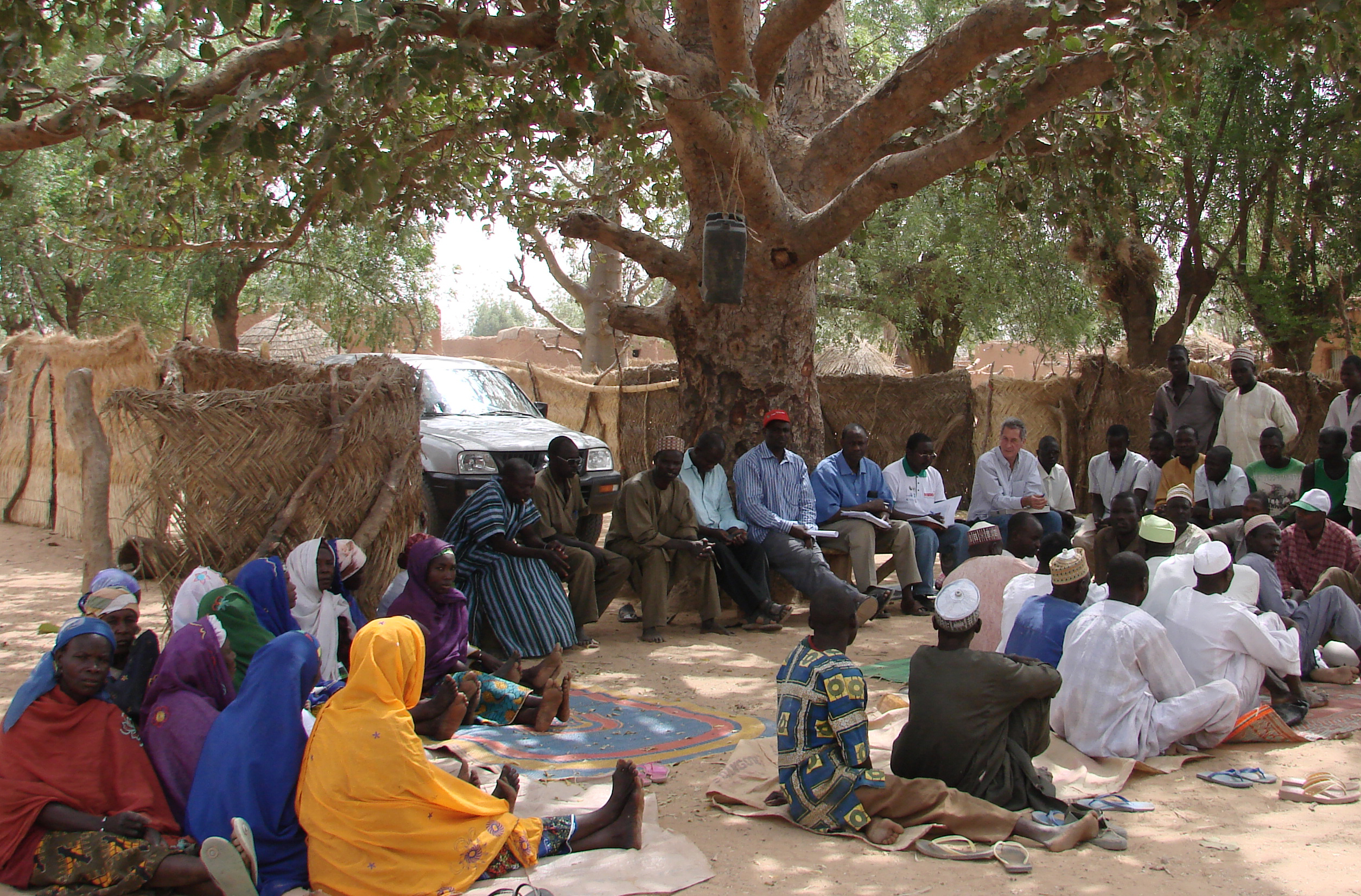 Participatory analysis of vulnerability and adaptation to climate change in the Sahel
