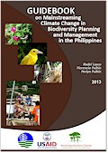 Mainstreaming climate change guidebook