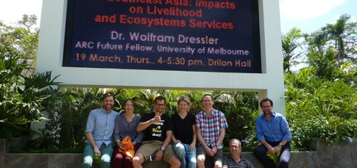 researchers, systematic review of long-fallow swidden systems in Southeast Asia, SEARCA, seminar