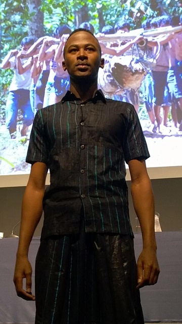 Male forest fashion, Indonesia. Photo: World Agroforestry Centre/Robert Finlayson