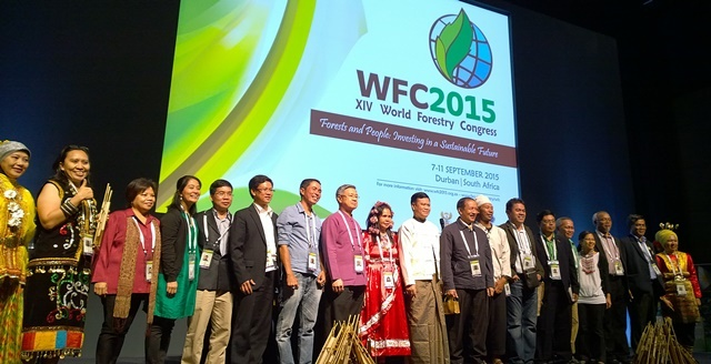 ASFN members and friends. Photo: World Agroforestry Centre/Robert Finlayson